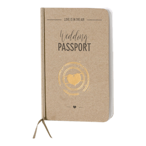 Originele trouwkaart wedding passport I Buromac 108044
